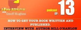 eBook Revolution EP13 with Bill O'Hanlon
