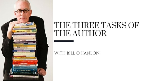 The three tasks of the author